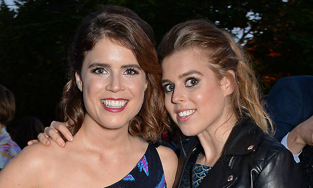 The signs that suggest Princess Beatrice will be Princess Eugenie's maid of honour Photo (C) GETTY