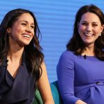Their friendship was similar to the bond between Meghan Markle and Kate Photo (C) GETTY