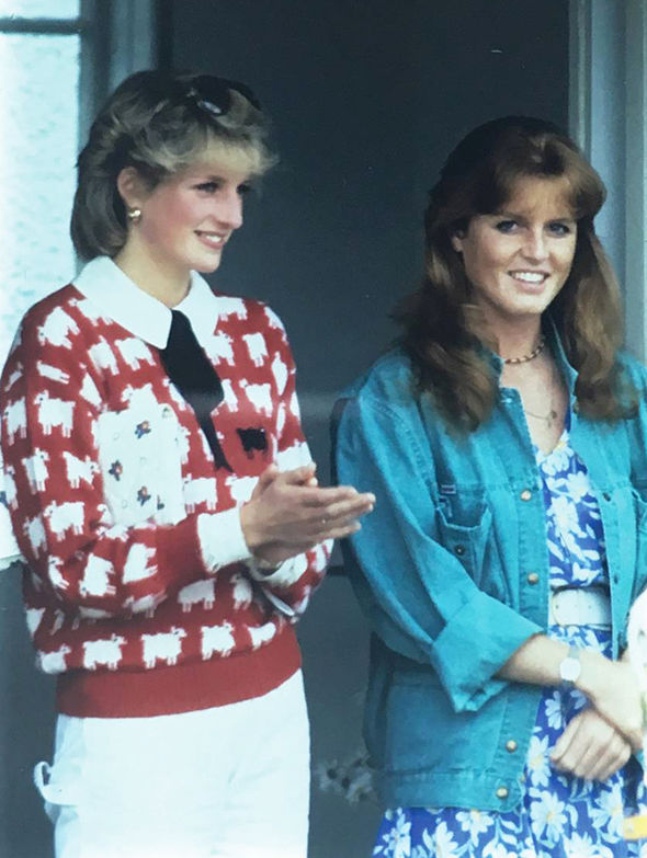 Princess Diana had a close but unlikely friendship with Sarah Ferguson Photo (C) JOHN SCOTT•JUDY APPELBEE•Princess Diana had a close but unlikely friendship with Sarah Ferguson Photo (C) JOHN SCOTT•JUDY APPELBEE•BNPS•GETTYBNPS•GETTY