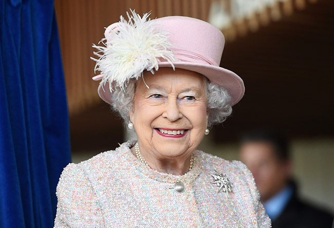 Want to work for the Queen? Photo (C) GETTY