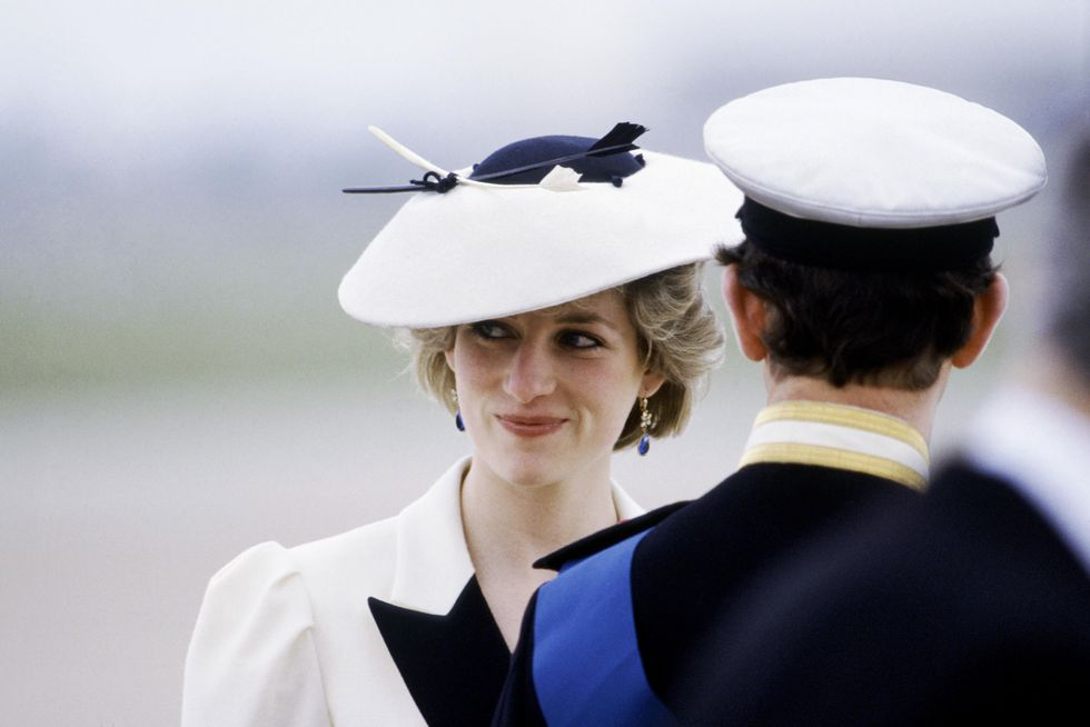 Why Princess Diana Wouldn't Wear the Chanel Logo After Her Divorce Photo (C) GETTY