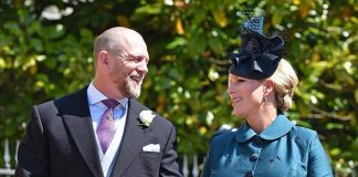 Zara Tindall and Mike Tindall welcomed their second child in to the world on Monday Photo C GETTY