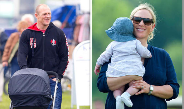 Zara Tindall has given birth to her royal baby Photo (C) GZara Tindall has given birth to her royal baby Photo (C) GETTYETTY