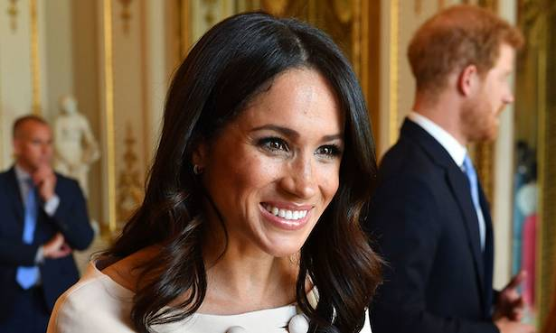 Meghan Markle reveals 6am wakeup call from Prince Harry Photo (C) Getty