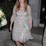 1 Liz Hurley and Princess Beatrice were both spotted at Annabels this week