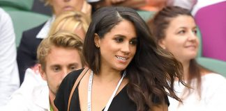 1 Meghan last attended Wimbledon in summer 2016 Photo C GETTY