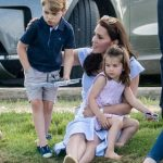11 Prince George and Princess Charlotte Photo (C) GETTY