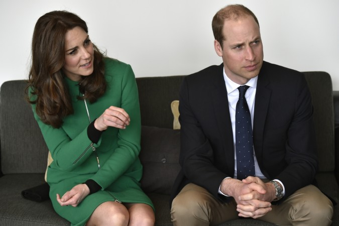 Prince William and Duchess Kate Middleton
