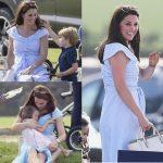 3 Prince George and Princess Charlotte Photo (C) GETTY