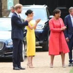 4 Meghan Markle is a vision in yellow at Commonwealth event with Prince Harry Photo C PA