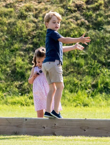 Prince George's birthday (Image Getty Images)