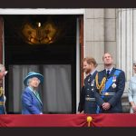 43 RAF 100 The royals celebrate Royal Air Force centenary Photo (C) PA, GETTY IMAGES, AFP
