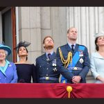 44 RAF 100 The royals celebrate Royal Air Force centenary Photo (C) PA, GETTY IMAGES, AFP
