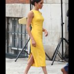 9 Meghan Markle is a vision in yellow at Commonwealth event with Prince Harry Photo C PA