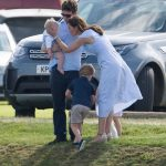 9 Prince George and Princess Charlotte Photo (C) GETTY