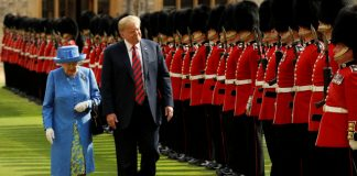 A Few Famous Royals Were Missing From The Trump Meeting And It Wasn't An Accident Photo (C) Matt DunhamPool via REUTERS