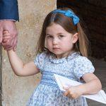 A royal fan said, 'Charlotte is her mini me' Photo (C) GETTY