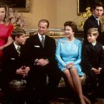 Body Language Experts Analyze Queen Elizabeth's Relationship With Her Children Photo (C) GETTY