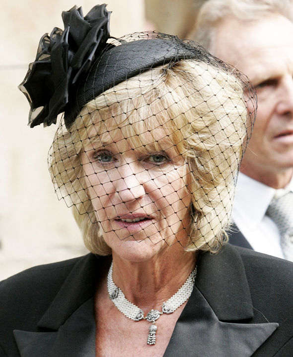 Camilla Parker Bowles Annabel was ranked fifth most influential female interior designer in the UK Photo (C) GETTY IMAGES