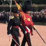 Can you tell which royal just took part in Changing of the Guard Photo (C) GETTY