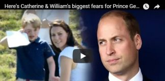Here's Catherine & William's biggest fears for Prince George
