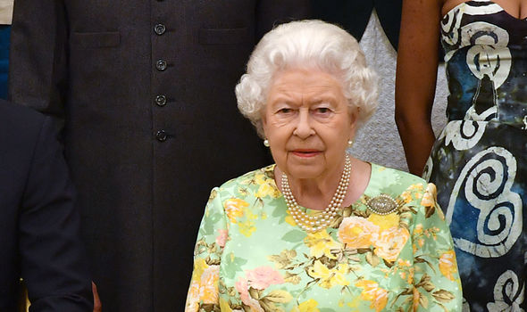 In May the Queen had a cataract removed and wore dark glasses to avoid drawing attention Photo (C) Getty Images