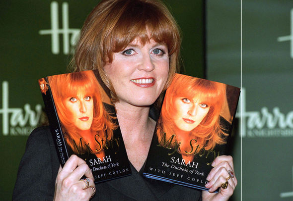 In Sarah's tell-all book My Story, she revealed she got a verruca borrowing shoes from Diana (Image Getty Images)