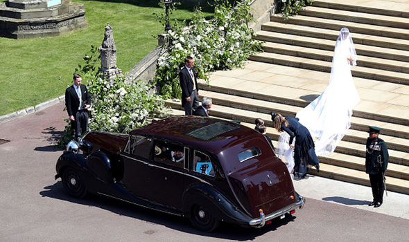 The 1950 Rolls-Royce Phantom IV State Landaulette is so rare that only 18 were made (Image GETTY)