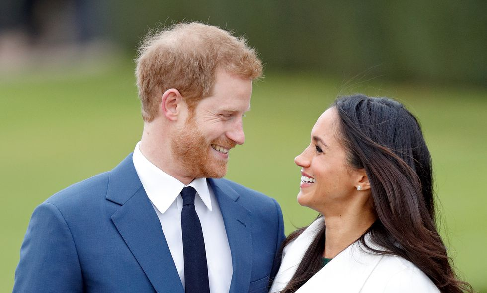 It's definitely safe to say that getting married to the best husband ever and being given not one Photo (C) GETTY