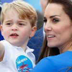 Kate and Prince William are not the main stars at Prince George's school, according to one parent (Image GETTY)