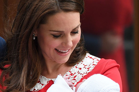 Duchess Kate has proved she is every inch the busy and doting mum (Image GETTY )