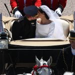 Like Harry and Meghan, the newlyweds will take part in a carriage ride Photo (C) GETTY