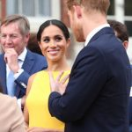 Meghan, Duchess of Sussex has odds of 14 1 that she will be picked Photo (C) GETTY