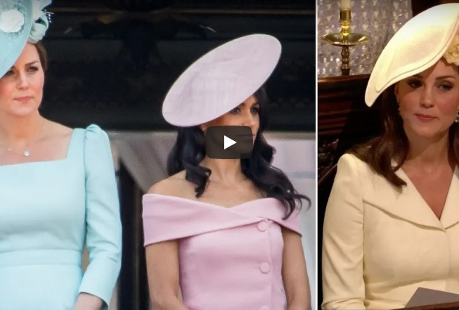 Meghan Markle Feels Hurt By Kate Middleton's Cold Freeze - Reports Detail