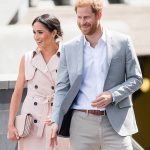 Meghan Markle and Harry looked happy and relaxed Photo (C)Samir HusseinWireImage