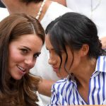 Meghan Markle and Kate are not rivals, says royal photographer Mark Stewart Photo (C) GETTY