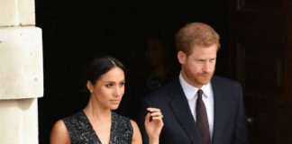 Meghan Markle and Prince Harry were out in Ascot on Princess Dianas birthday Photo C GETTY