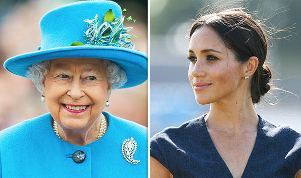 Meghan Markle is not allowed to state her political views, according to royal protocol (Image GETTY)