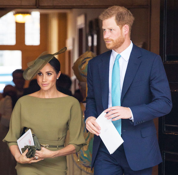 Meghan Markle news She added Olive Green Suede Manolo Blank BB Heels shoes (Image GETTY)