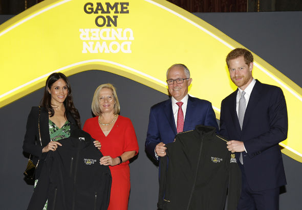 Meghan Markle will visit Sydney for the Invictus Games in October Photo (C) GETTY