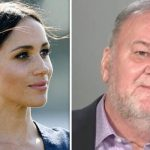 Meghan Markle's father Thomas Markle Snr accused her daugher of cutting him out of her life (Image GETTY, ITV)