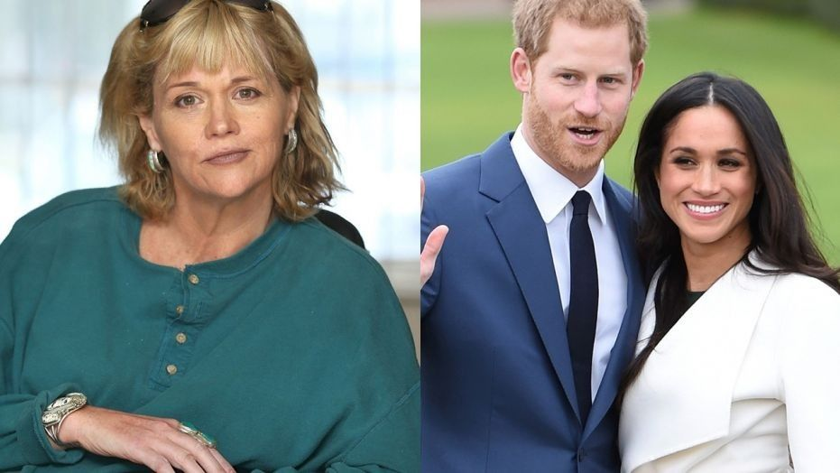 Meghan Markles half sister Samantha left slammed the Duchess and her new husband Prince Harry. Splash Reuters
