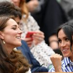 Meghan makes Kate laugh Photo (C) GETTY