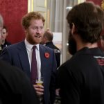 Notorious fun-lover Prince Harry has always been partial to a drink, and often a cigarette. Photo Getty