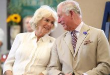 Prince Charles reveals 'darling' wife Camilla's guilty pleasure Photo (C) GETTY