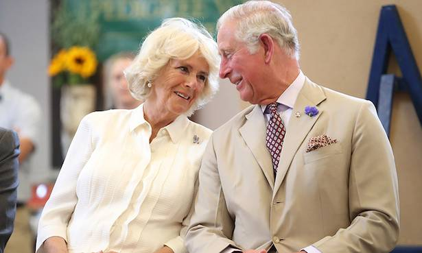 Prince Charles reveals darling wife Camillas guilty pleasure Photo C GETTY