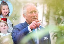 Prince Charles reveals what his naughty grandchildren get up to at Highgrove Photo (C) GETTY