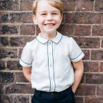 Prince George Photo (C) TWITTER KENSINGTON PALACE