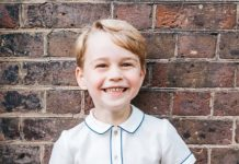 The Duke and Duchess of Cambridge are very pleased to share a new photograph of Prince George to mark his fifth birthday – thank you everyone for your lovely messages 🎈📷 @mattporteous pic.twitter.com/KJ4c73ospG— Kensington Palace (@KensingtonRoyal) July 21, 2018