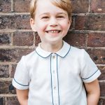 Prince George birthday An official portrait of George was released to mark his birthday (Image Twitter Kensington Palace)